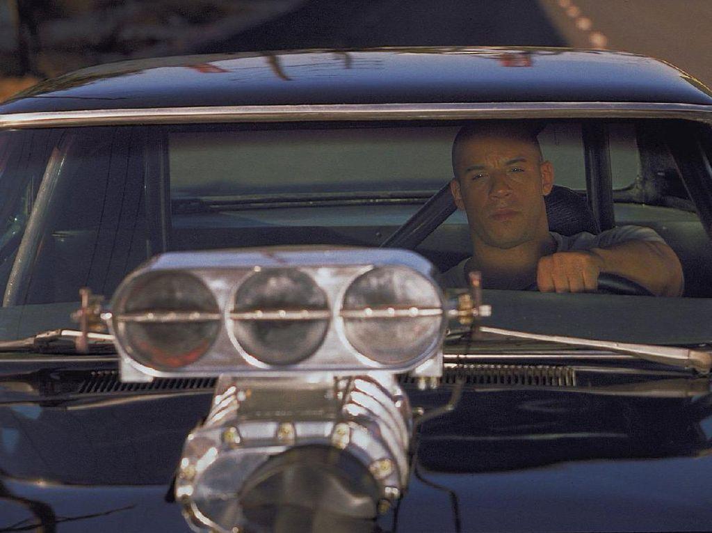 Deretan Mobil yang Ditolak Masuk Film Fast and Furious
