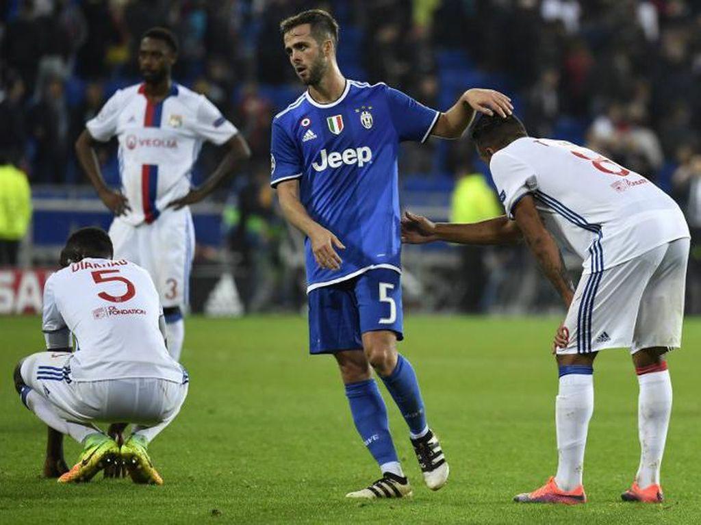 Upaya 200% dari 10 Pemain Juventus