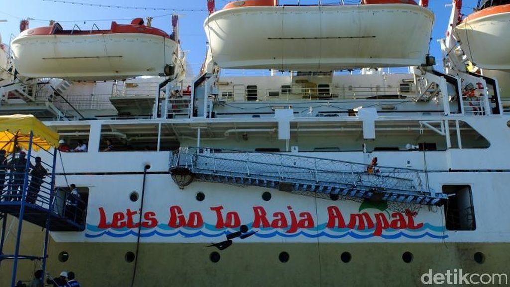 Kembangkan Wisata Bahari, Kapal Cruise Dalam Negeri Pelni akan Beroperasi 2017