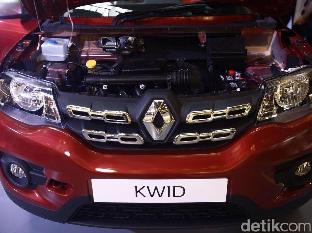 Renault Janji Poles Kwid Jadi Lebih Keren