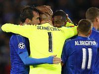 Beda Leicester di Liga Champions dengan di Premier League