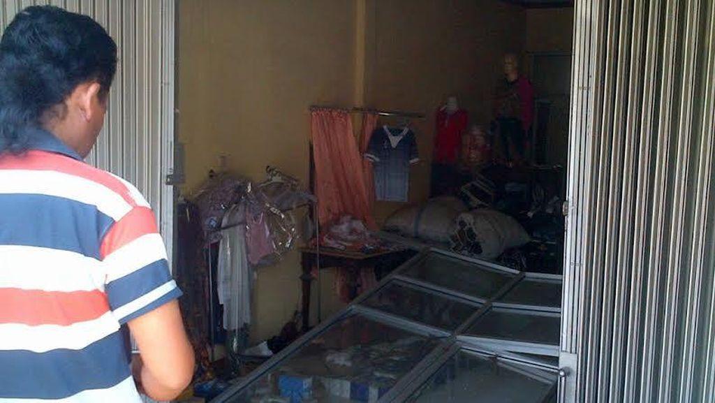 Helikopter Terbang Rendah, Atap Rumah di Semarang Beterbangan dan Pintu Roboh