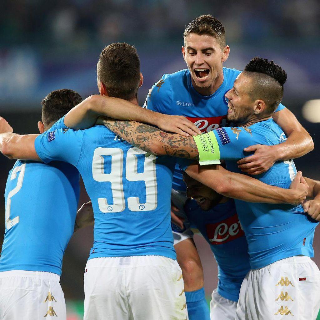 Tekad Napoli Menebus Kekalahan Maradona Melawan Madrid