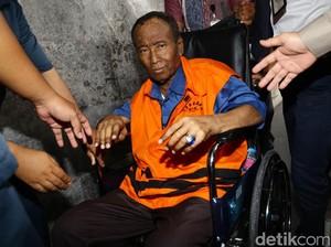 Meski Sakit, Tersangka Korupsi e-KTP Sugiharto Yakin Bisa Jalani Pemeriksaan