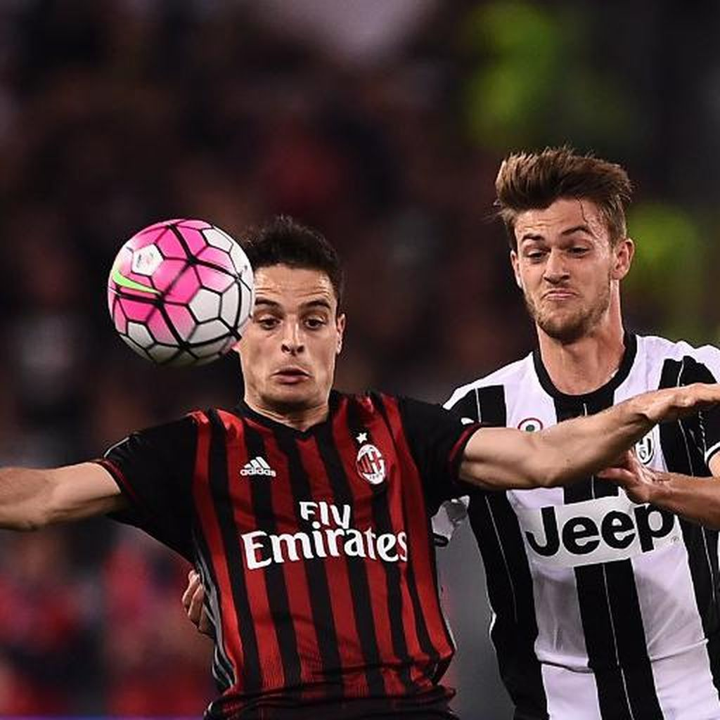 Jumpa Milan Lagi, Bianconeri Mengusung Misi Pembalasan