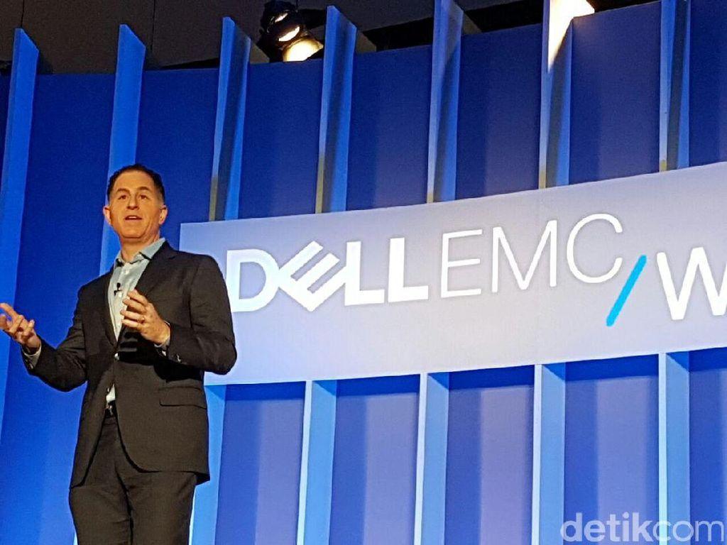 Perjalanan Hidup Michael Dell, Bos Produsen PC Terbesar Dunia