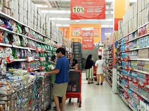Transmart Carrefour Gelar Promo Khusus Groseri Kebersihan Rumah