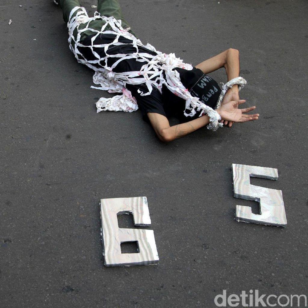 KontraS Tagih Janji Jokowi Selesaikan Kejahatan HAM Masa Lalu