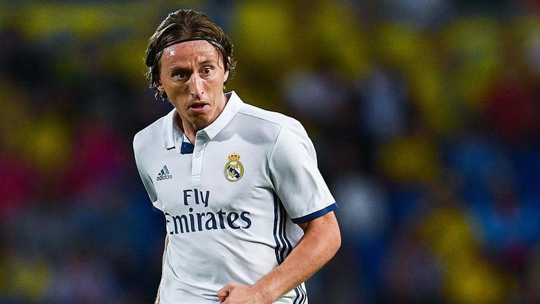 Modric Ingin Main 200 Pertandingan Lagi untuk Madrid