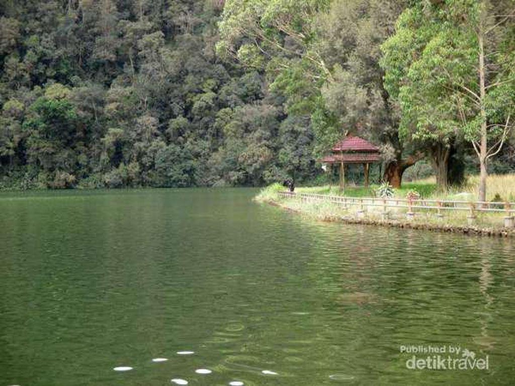Danau Lau Kawar di Karo, Cantik Tapi Mistis