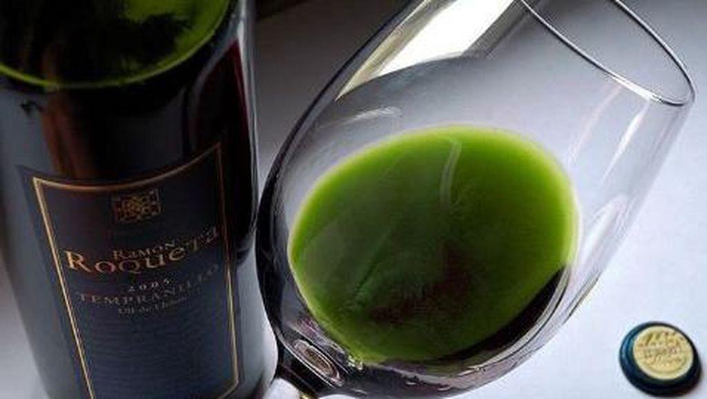 Red Wine dan White Wine Sudah Biasa, Bagaimana dengan Green Wine?