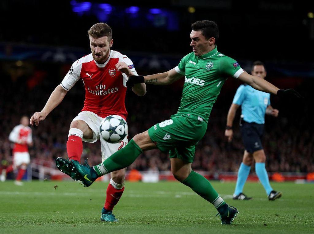 Menang Besar, tapi Bukan Laga yang Sepenuhnya Mudah untuk Arsenal