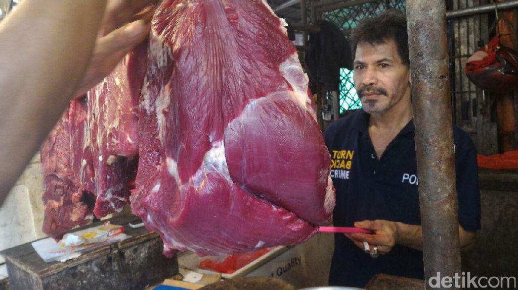 Bulog Impor 50.000 Ton Daging Kerbau dari India Tahun Depan