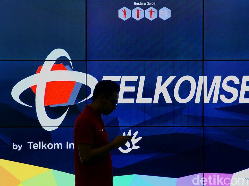 Perkembangan Layanan SMS dan Telepon Telkomsel di Jayapura