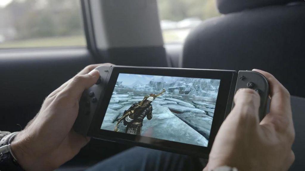 Region-Free Cara Nintendo Switch Manjakan Gamer