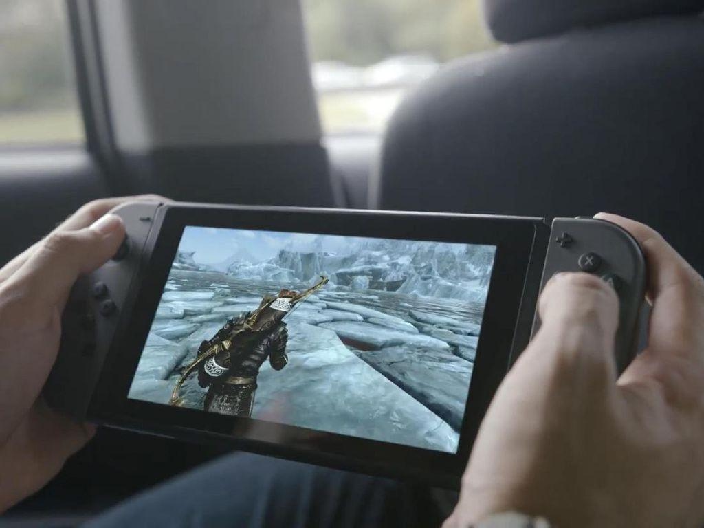 Menengok Lima Gebrakan Nintendo di 2016