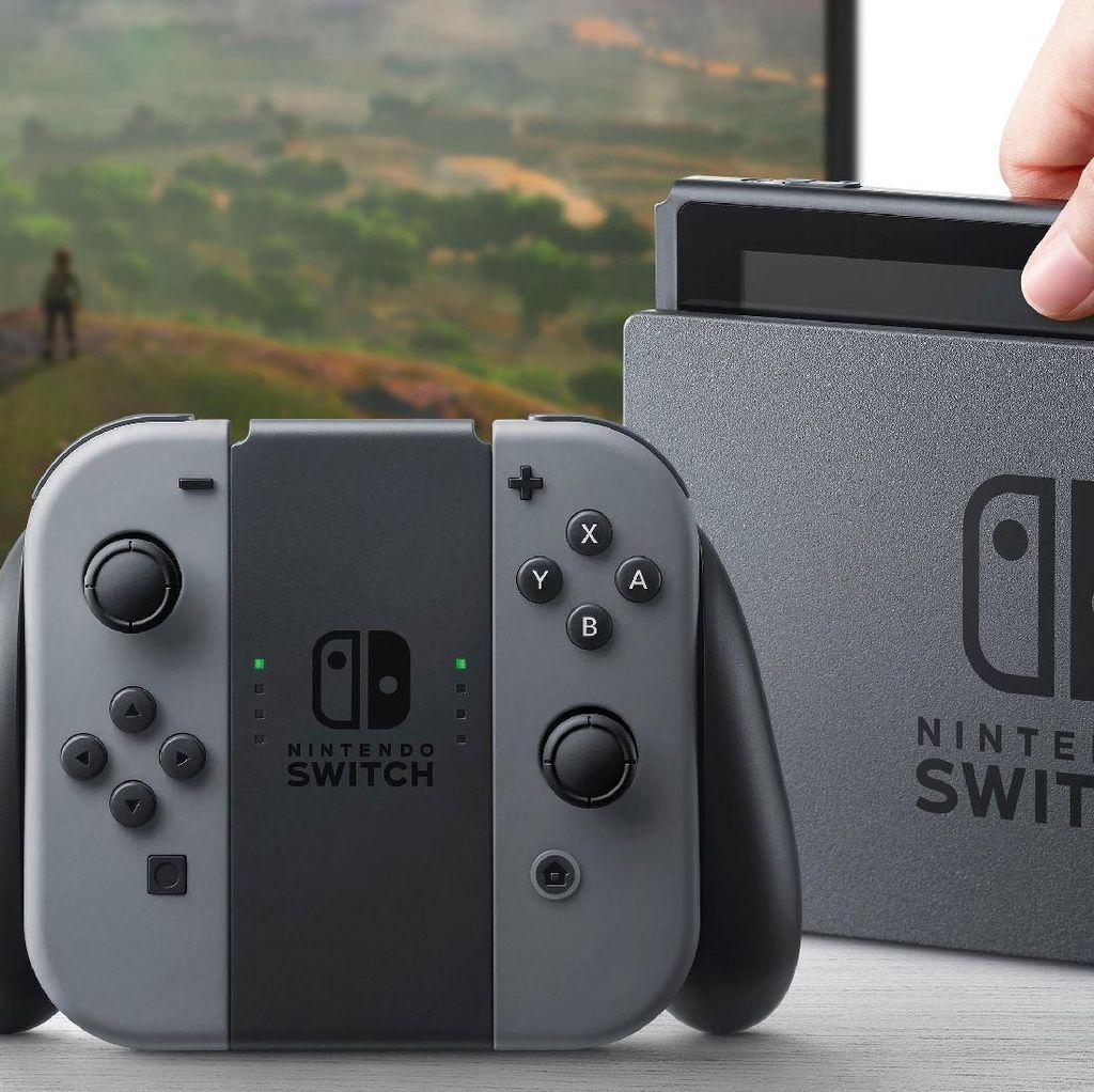 Nintendo Switch Diprediksi Laku 40 Juta Unit