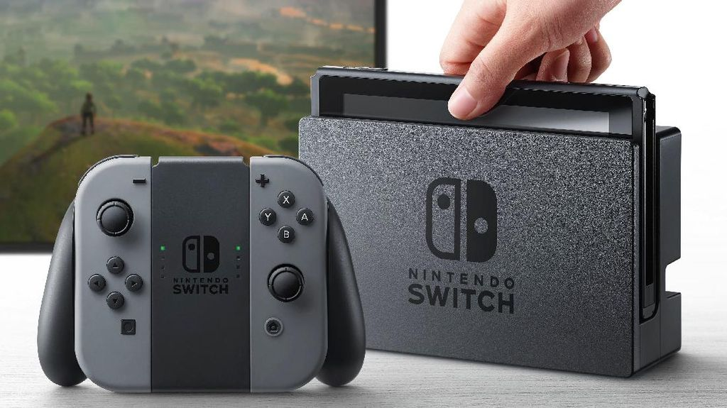 Alasan EA Dukung Nintendo Switch & Hadirkan FIFA