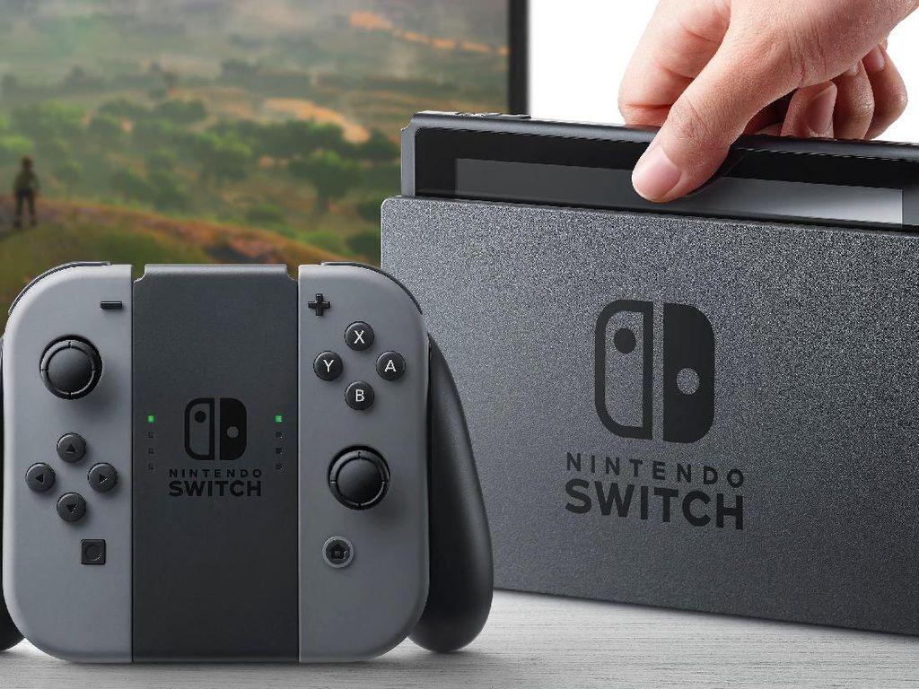 Nintendo Ungkap 160.000 Akun Dibobol Hacker