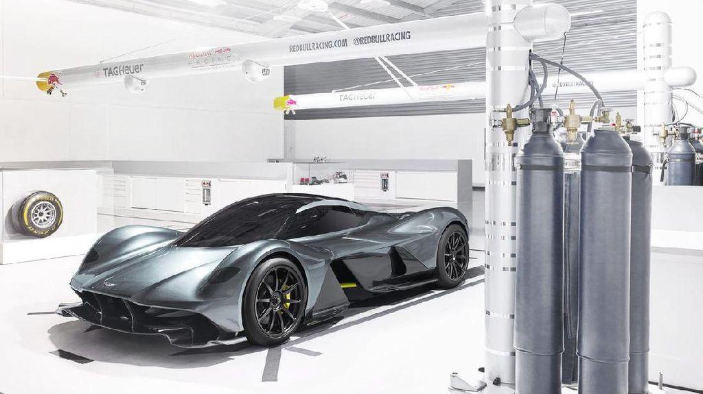 Hypercar Aston Martin Bisa Ngebut Sampai 402 Km/Jam
