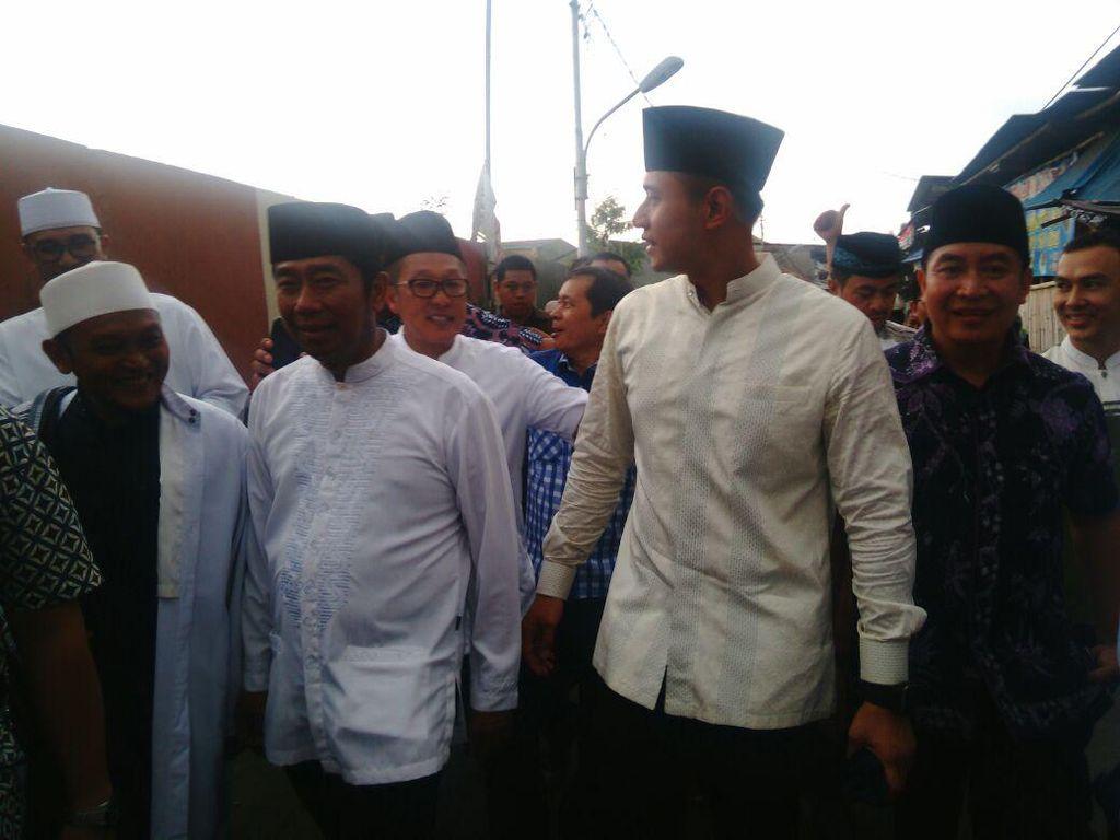 Lulung Punya Gerbang Monas untuk Menangkan Agus Yudhoyono