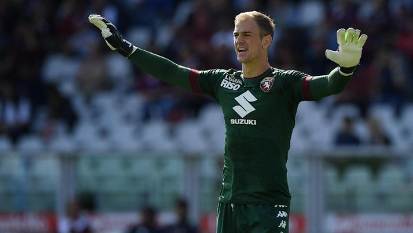 City Pinjamkan Joe Hart ke West Ham