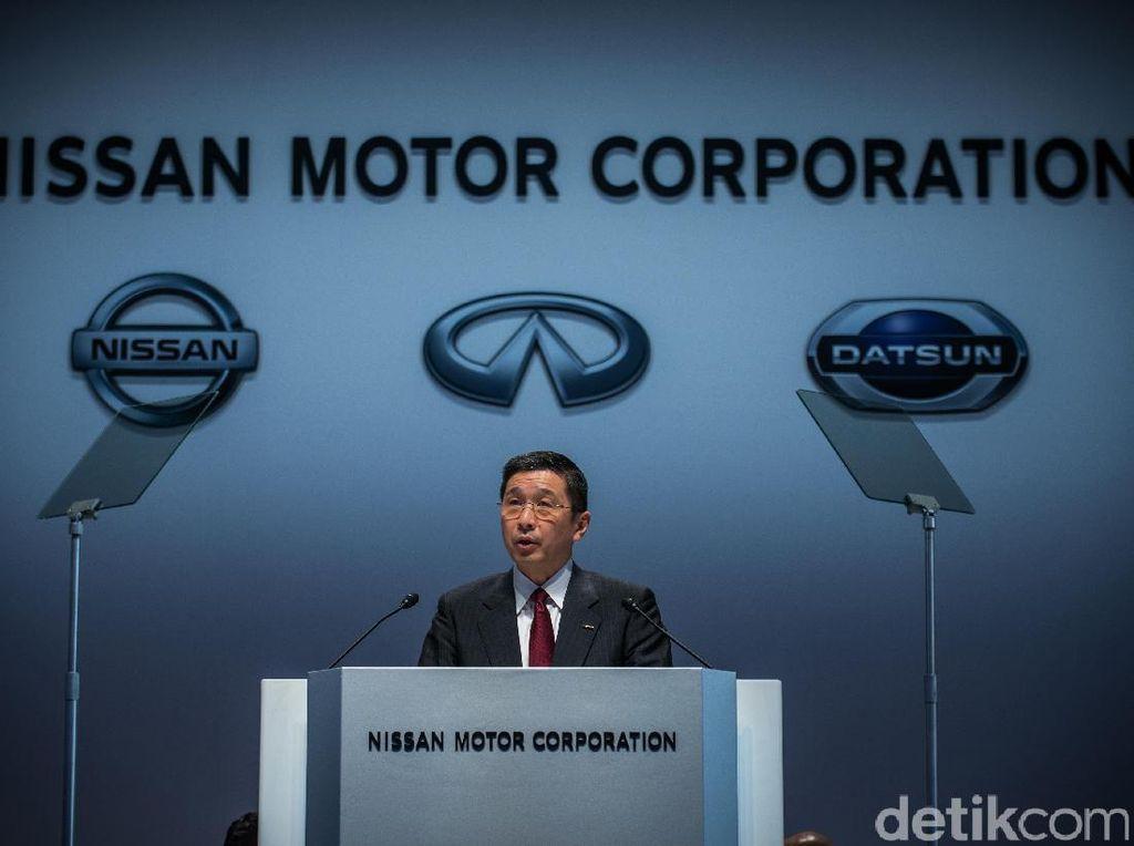 Dibayar Berlebih, Bos Nissan Pilih Mundur