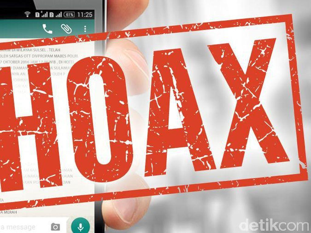 Beredar Broadcast Semua Aktivitas di HP Dipantau, BSSN Pastikan Hoax
