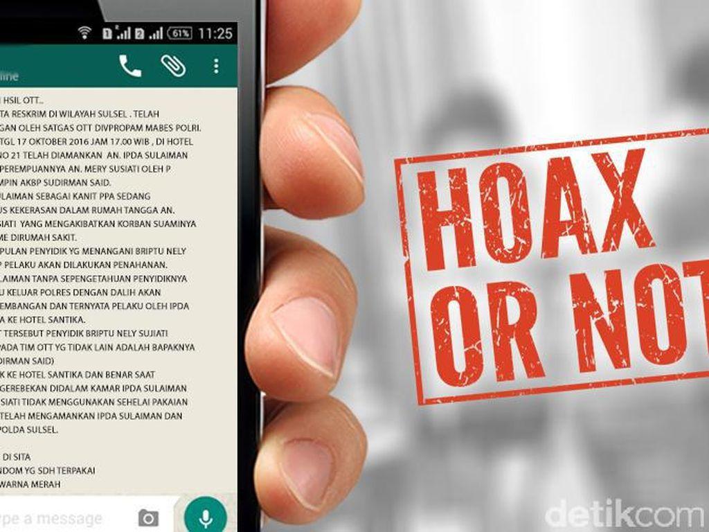 Beredar Info Penembakan di Perum Monjali Sleman, Polisi: Hoax!