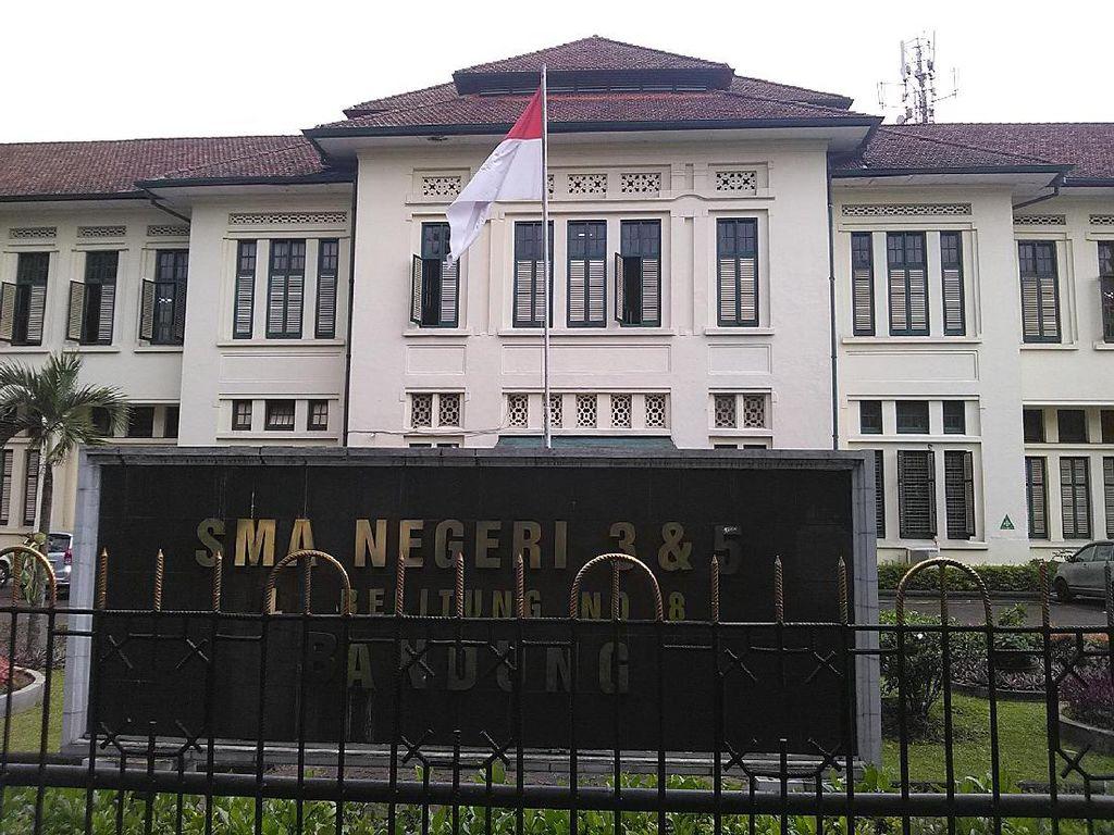 SMAN 3 dan 5 Bandung: Sekolahnya Kepala Daerah hingga Artis