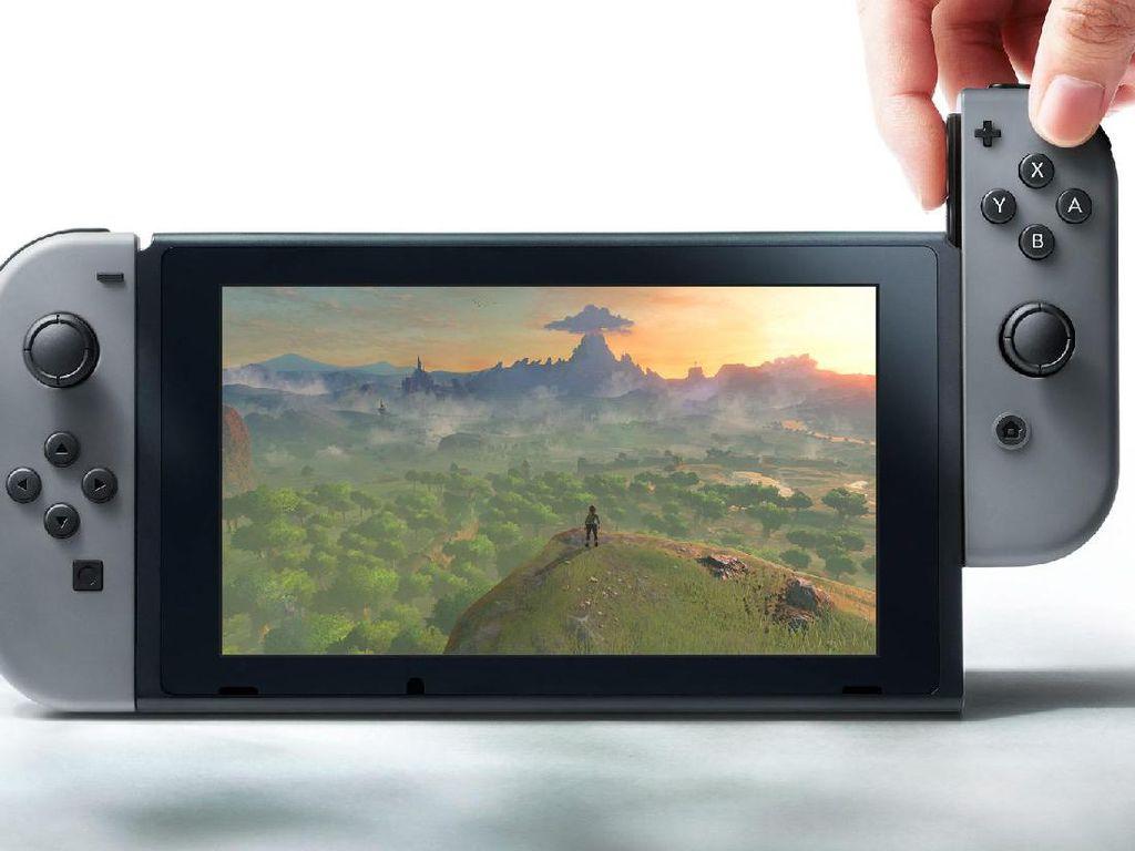 Nintendo Switch Si Konsol Hybrid