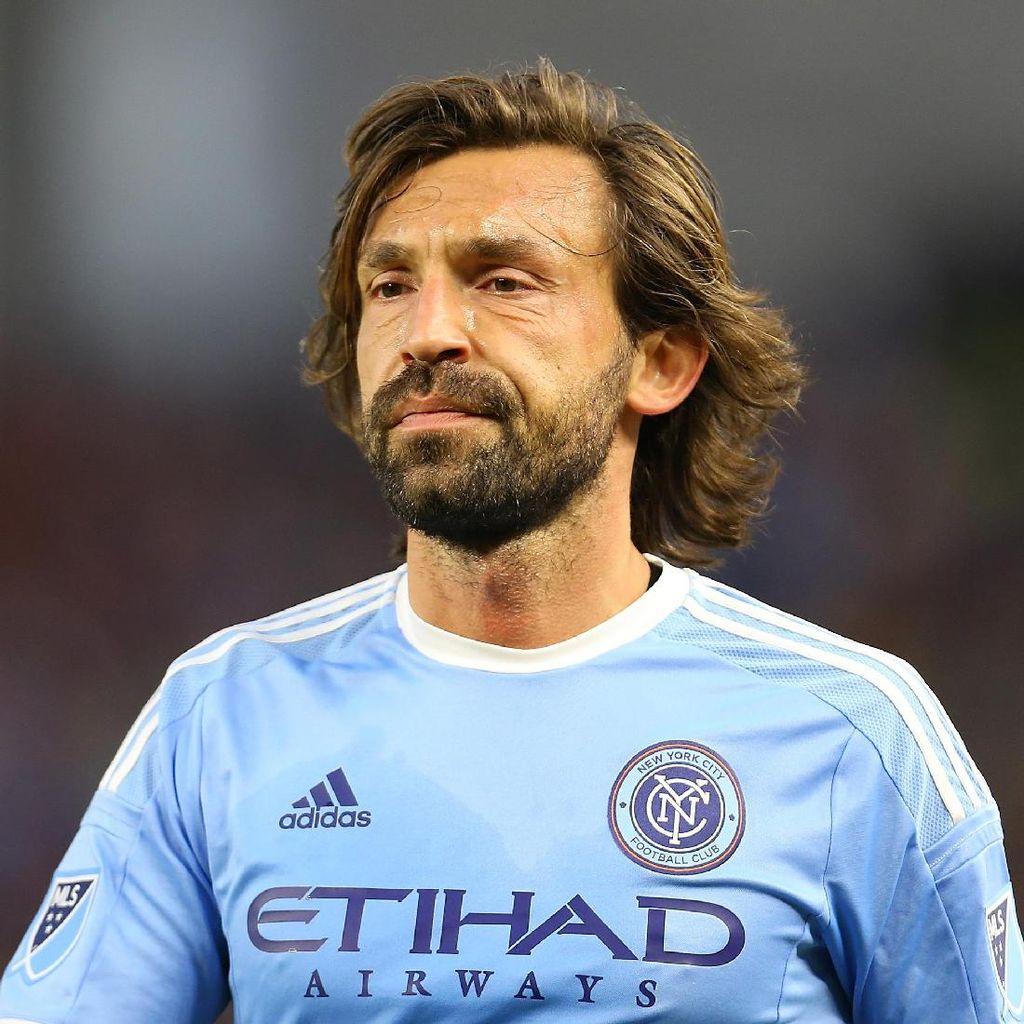 Pirlo Ungkap Alasan Tinggalkan Milan