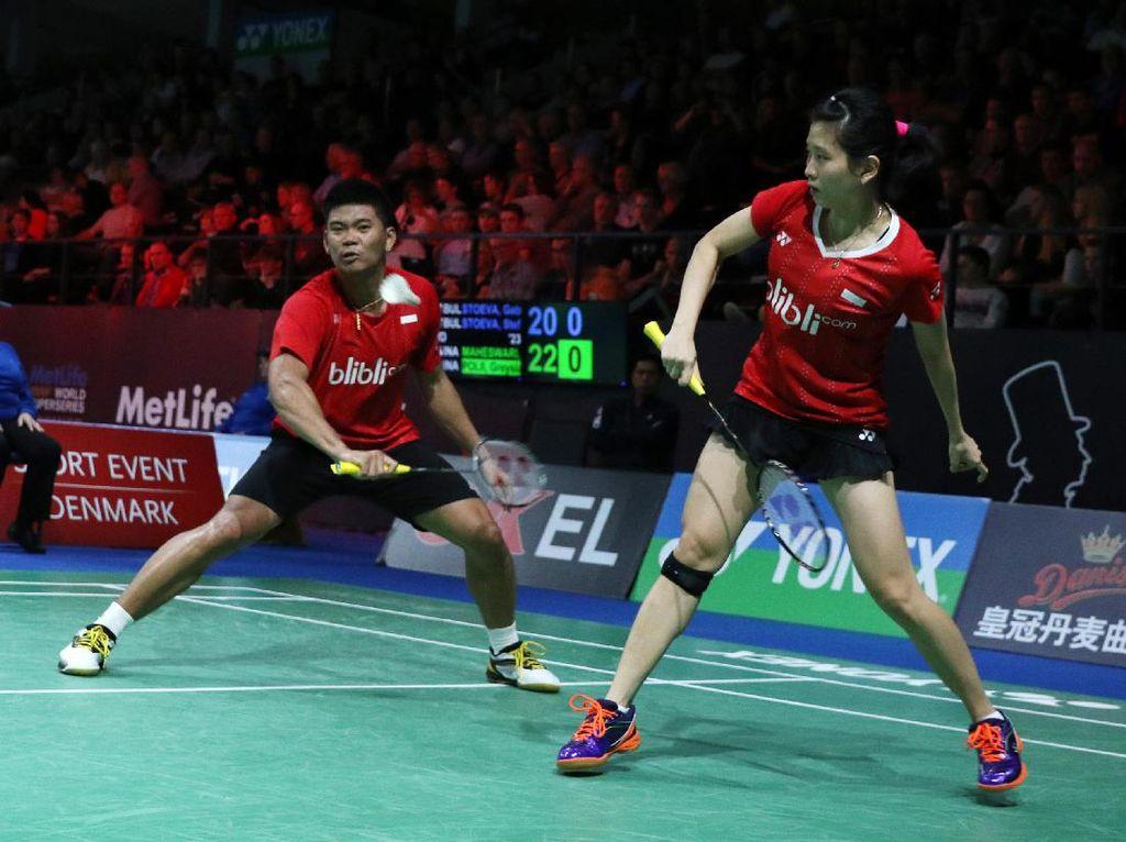 Pelatih Harap Ganda Campuran Ciptakan All Indonesian Finals di Dubai