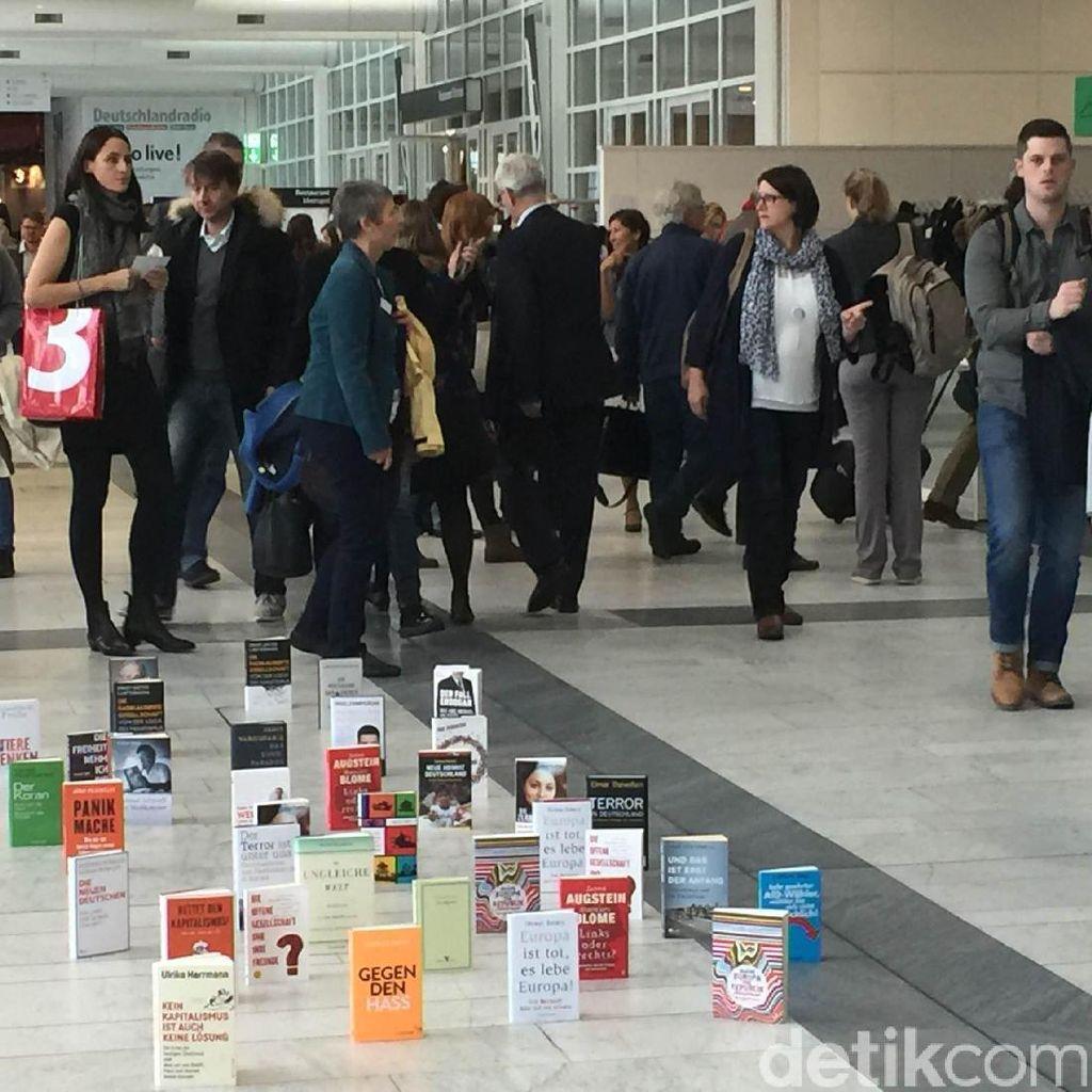 Tak Hanya Pameran Buku di London, Indonesia Akan Hadir di Bologna dan Frankfurt