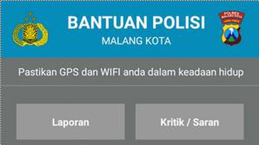 Panic Button, Cara Cepat Atasi Kejahatan di Kota Malang