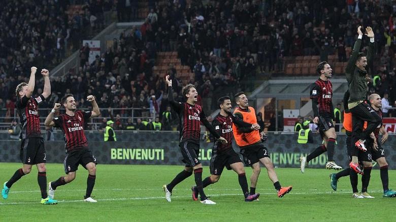 Untuk Derby della Madonnina AC Milan Bukanlah Favorite