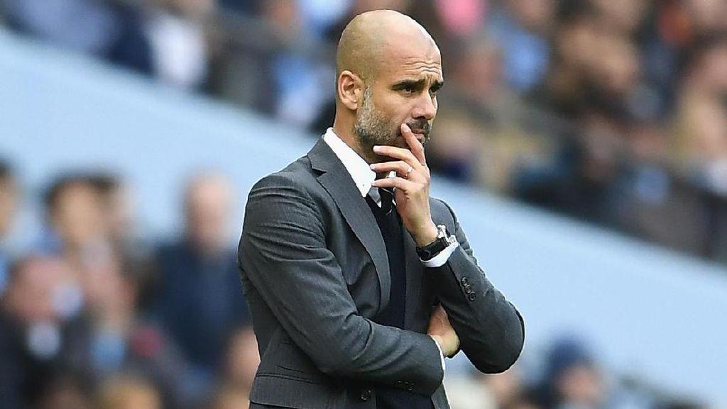 Pelajaran soal Bola Kedua untuk Guardiola