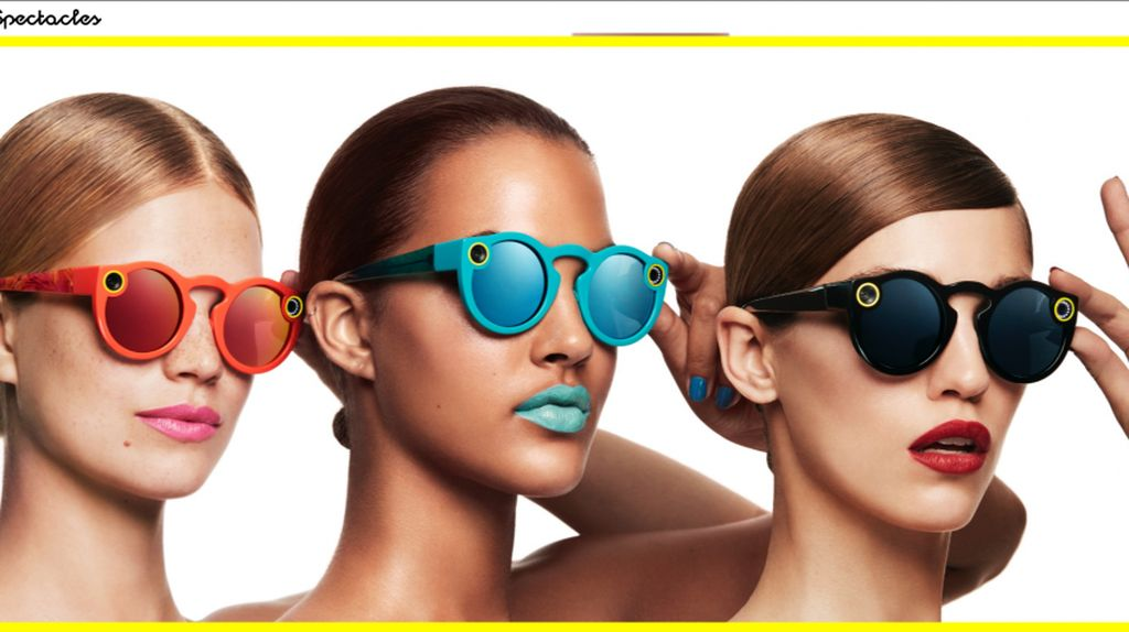 Mengulik Kacamata Pintar Snapchat