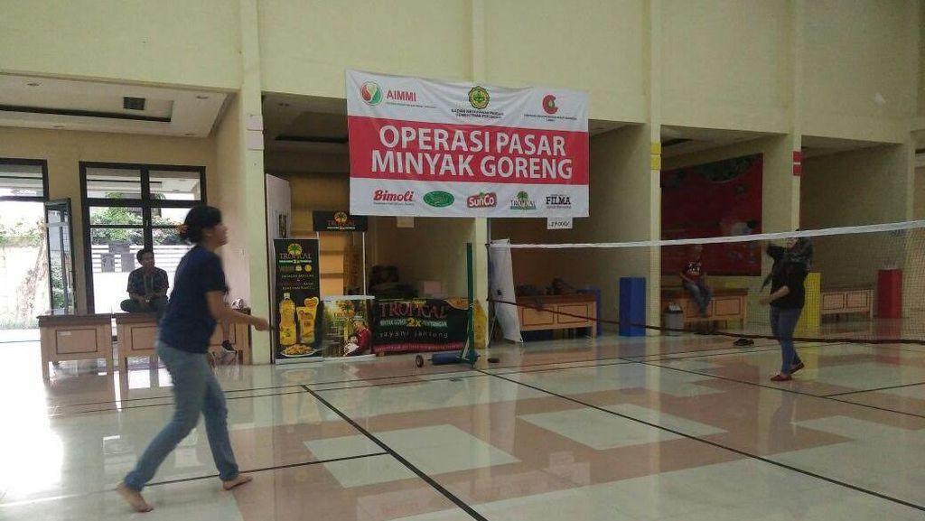 Nasib Toko Tani Kementan, Sepi Ditinggal Pembeli dan Jadi Lapangan Badminton