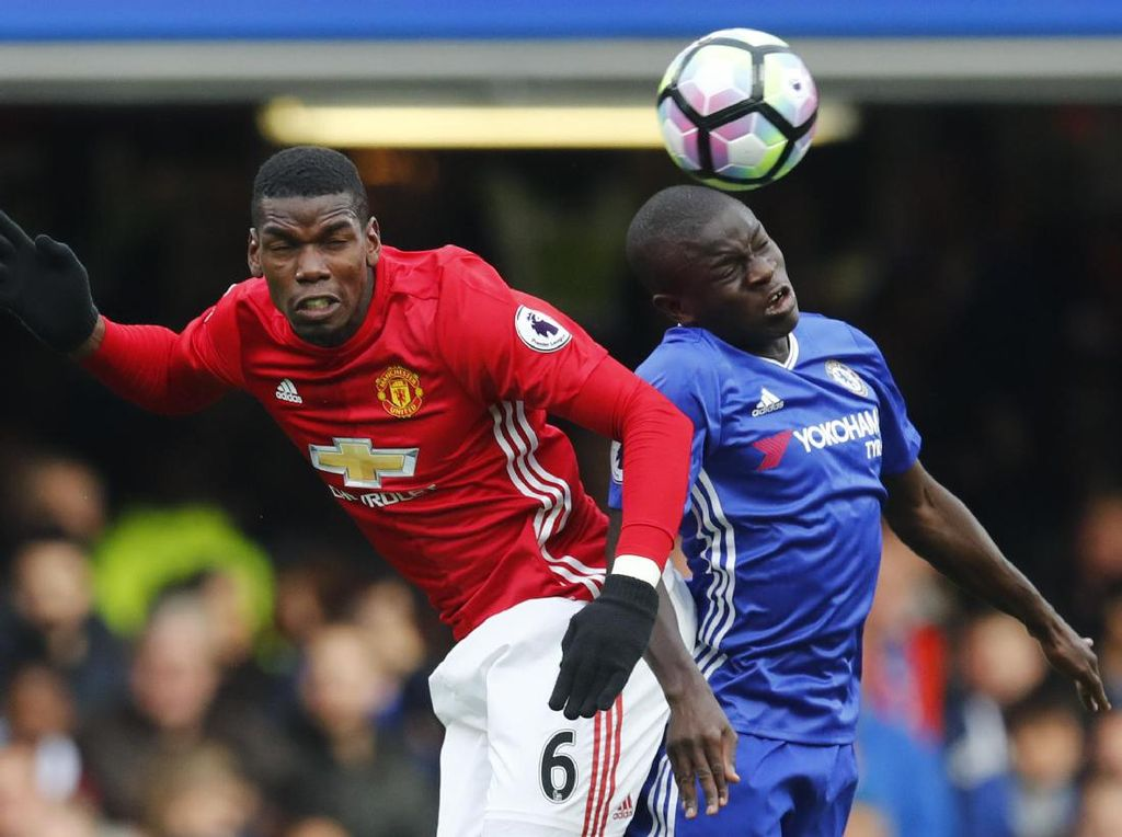 Head to Head MU vs Chelsea