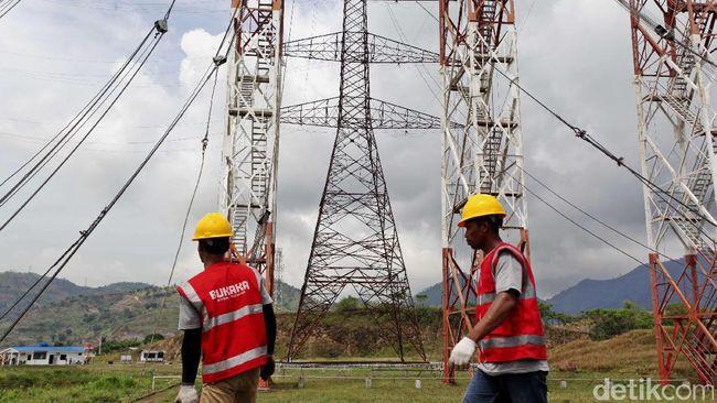 Jokowi Sebut Realisasi Proyek 35.000 MW Masih Minim, Ini Respons PLN