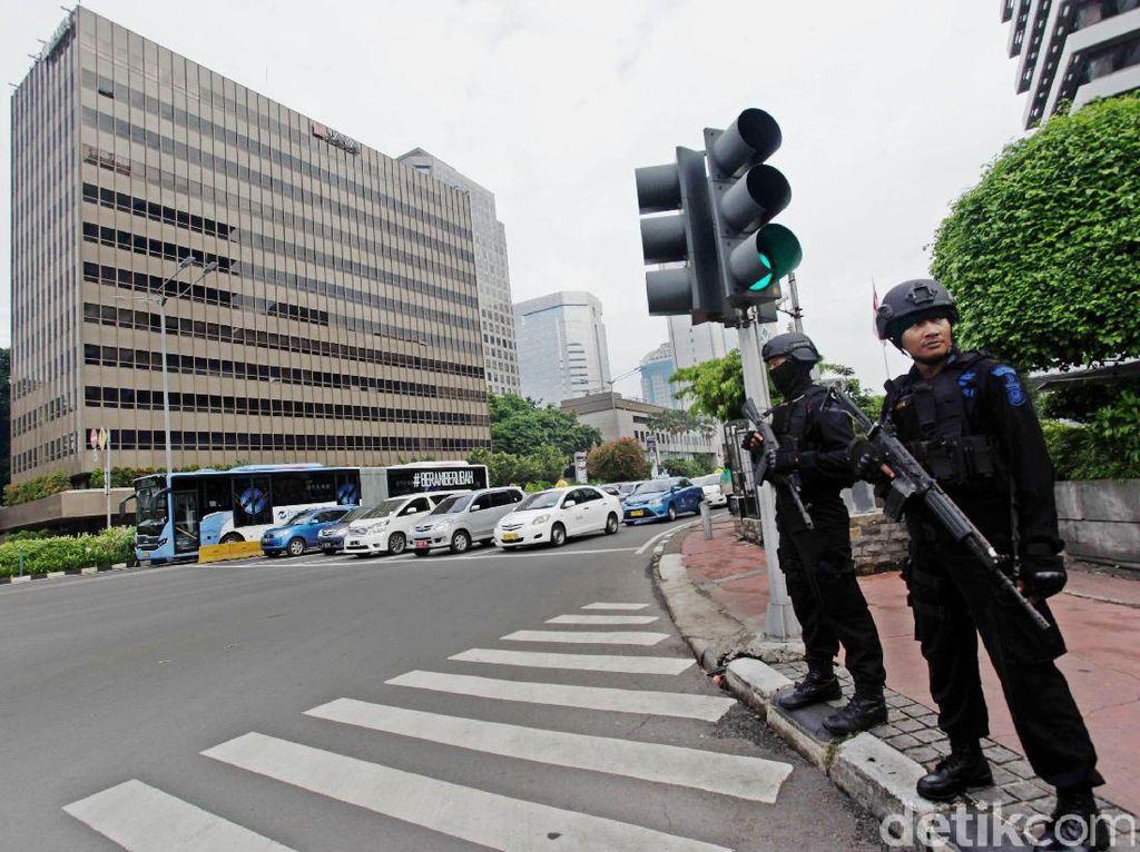 Antisipasi Gangguan di Masa Pilkada, Brimob Tetapkan Status Siaga I