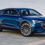 Audi Siap Produksi 5 Mobil Listrik di 2022