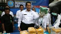 Di Depan Jokowi, Budi Waseso Beberkan Kinerja Setahun BNN