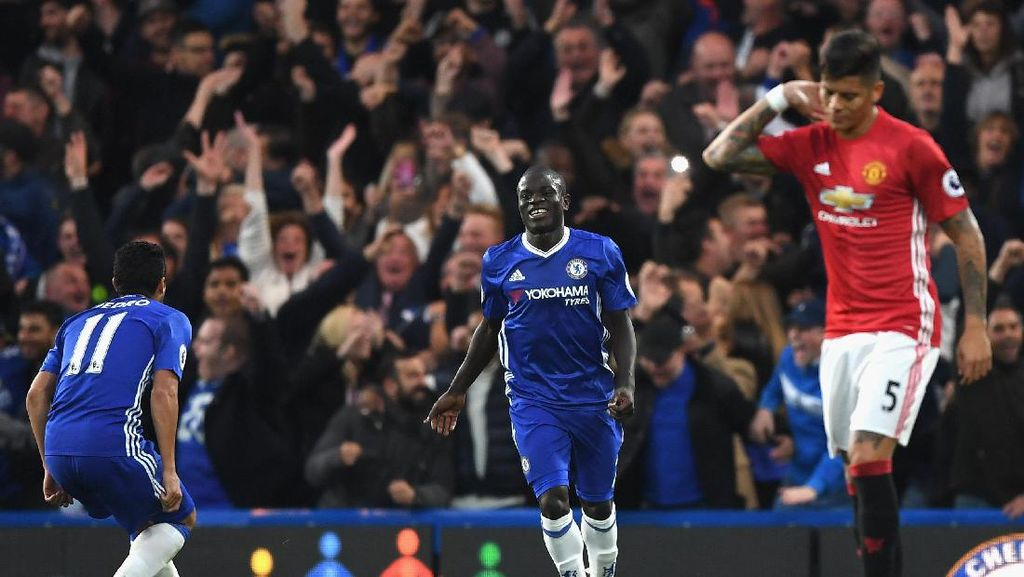 Kante Layak Raih Anugerah PFA Player of the Year