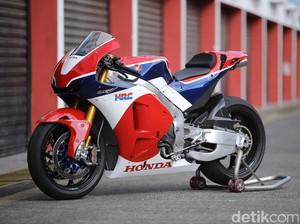 Motor MotoGP Marc Marquez Versi Jalanan Siap Keliling Indonesia