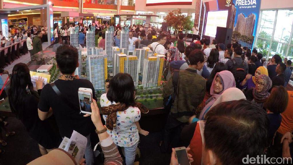 Apartemen Baru di Summarecon Bekasi Mulai Rp 350 Jutaan