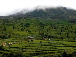 5 Gunung Jawa Tengah yang Berselimut Mistis