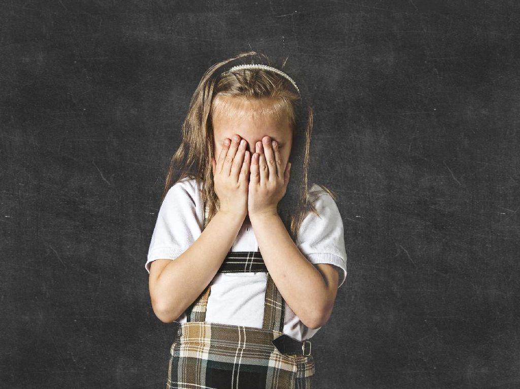 Hati-hati, Bullying Bisa Hambat Hormon Pertumbuhan Anak
