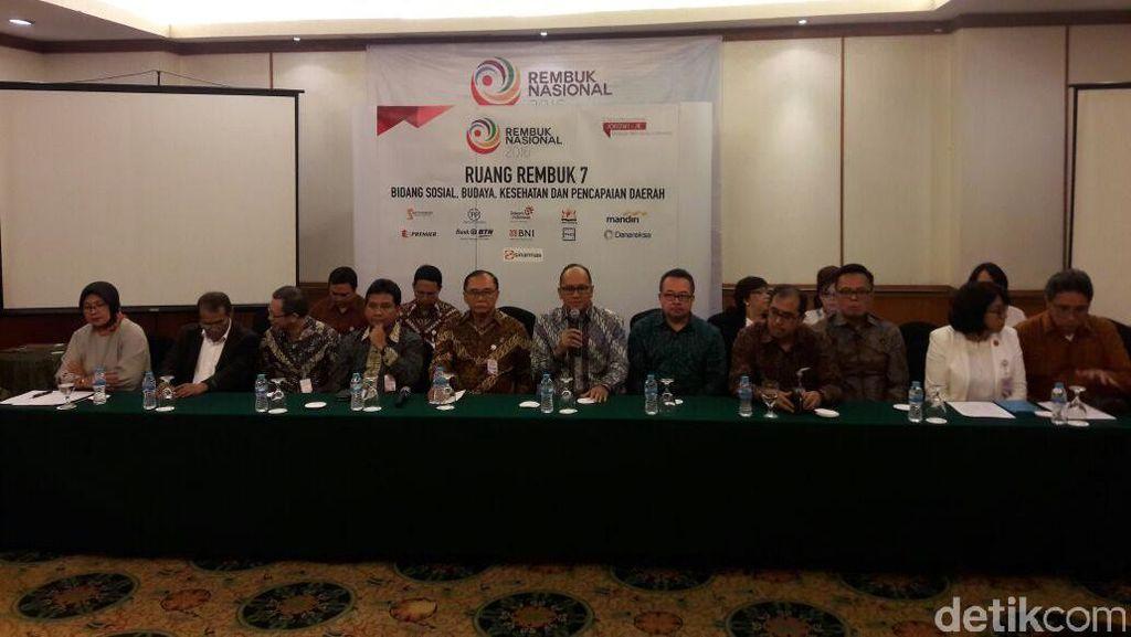 2 Tahun Jokowi-JK, Pengusaha: Koordinasi Belum Maksimal